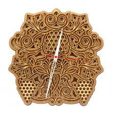 Часы настенные 100-15