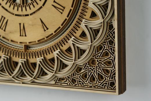 Часы настенные 100-23