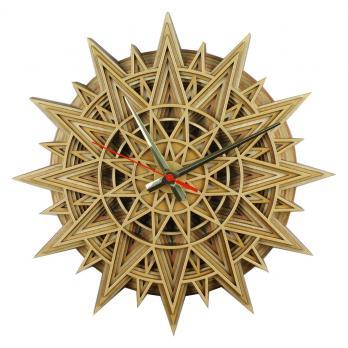 Часы настенные 100-34