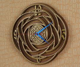 Настенные часы Voskilev 100-44