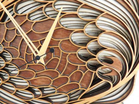 Часы настенные 100-45