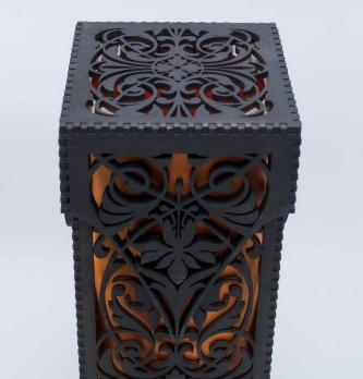Подарочная декоративная упаковка 400-3