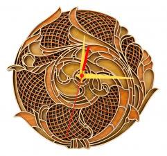 Часы настенные 100-9