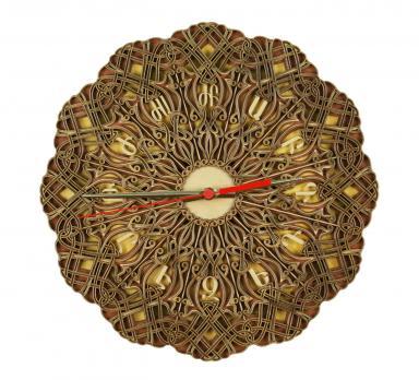 Настенные часы (Армянская коллекция)