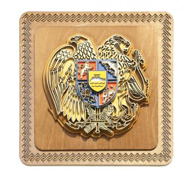Герб Армении 1000-1