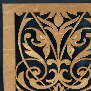 Фасад для кухонной мебели 900-6 (фрагмент)