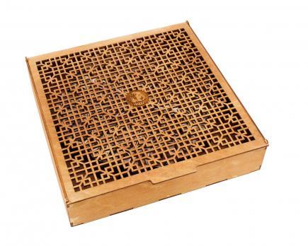 Подарочная декоративная упаковка 400-12