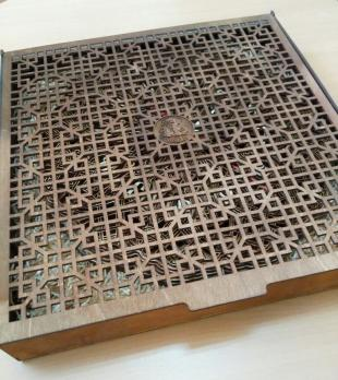 Подарочная декоративная коробка 400-12