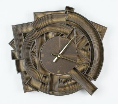 Часы настенные Супрематизм