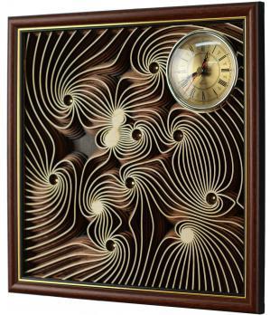 """Панно-часы """"Галактика"""" 300-26"""
