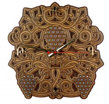"""Часы """"Виноград"""" 800-10"""