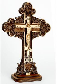 Крест православный 50-8