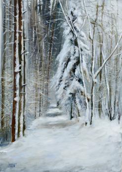 Зима в Измайлово
