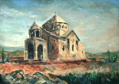 Армянский храм Рипсимэ